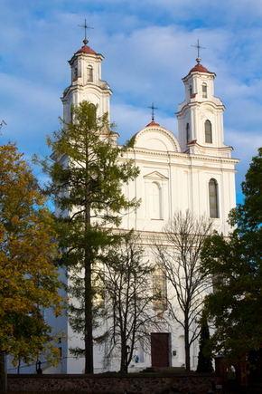 Kurtuvėnų `v. Apaatalo Jokūbo bažnyčia