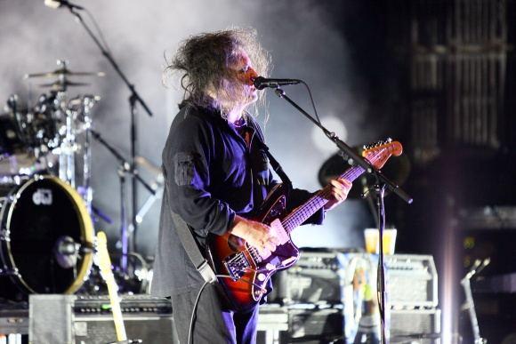 AFP/Scanpix nuotr./The Cure koncertas Niujorke 2011-ųjų lapkritį