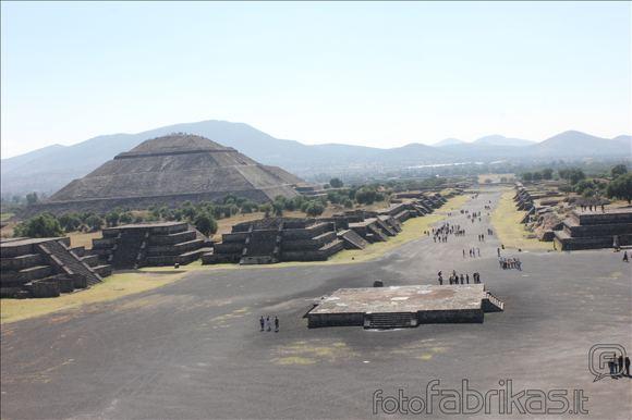 MM alpinisų nuotr./Piramidžių miestas Teotihuakanas