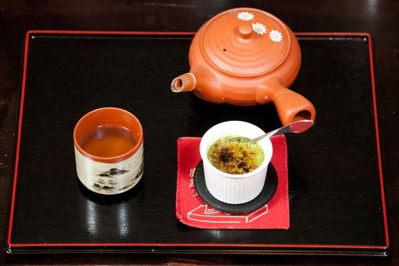 Eduardo Bareikos nuotr./Žalios arbatos fantazija