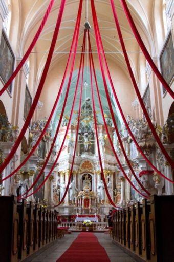 K.Stalnionytės nuotr./Tytuvėnų bažnyčia