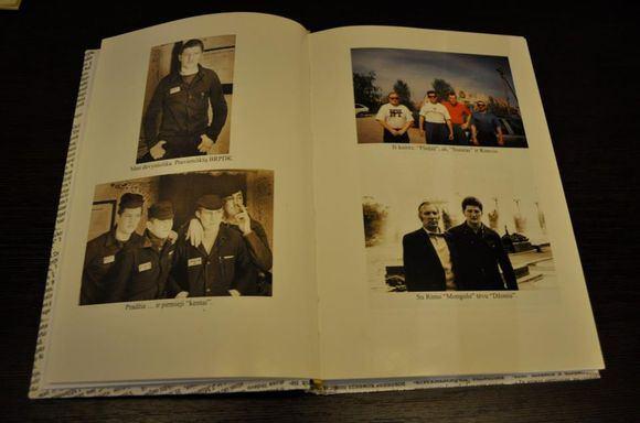 Nuotrauka ia H.Daktaro profilio feisbuke/H.Daktaro knyga Ialikt žmogumi