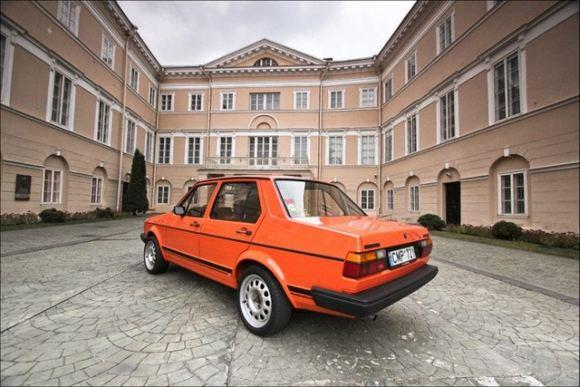 Norberto Daunoravičiaus/Norbefilms nuotr./Domo 1979 m. Volkswagen Jetta
