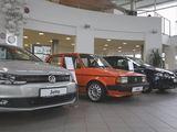 Pauliaus Sviklo/GAZAS.LT nuotr./Domo 1979 m. Jetta Volkswagen centre