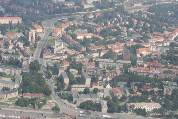 Klaipėdos miesto biudžetas susitrauks beveik 21 mln. Lt.