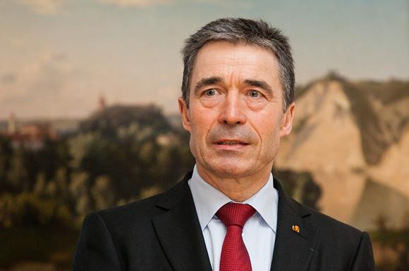Andersas Foghas Rasmussenas
