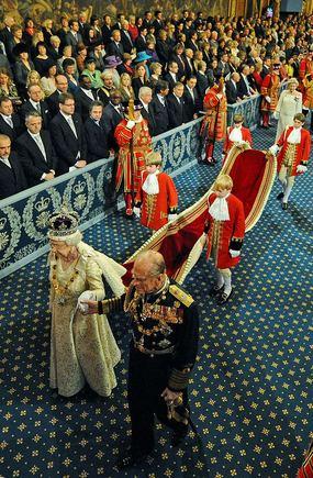 AFP/Scanpix nuotr./Elizabeth II gali tapti ilgiausiai valdančia Didžiosios Britanijos karaliene.