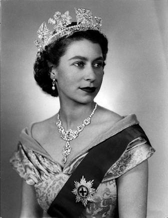ABC nuotr./Elizabeth karaliene tapo 26 metų.