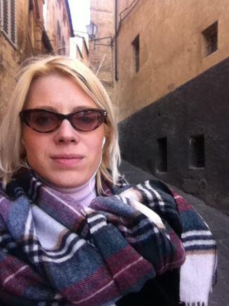 Asmeninio archyvo nuotr./Jovita Valeikaitė Florencijoje