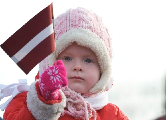 Latvian remains the only state language in Latvia.