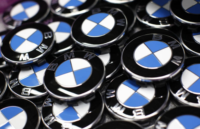 """Reuters""/""Scanpix"" nuotr./BMW ženkliukai"
