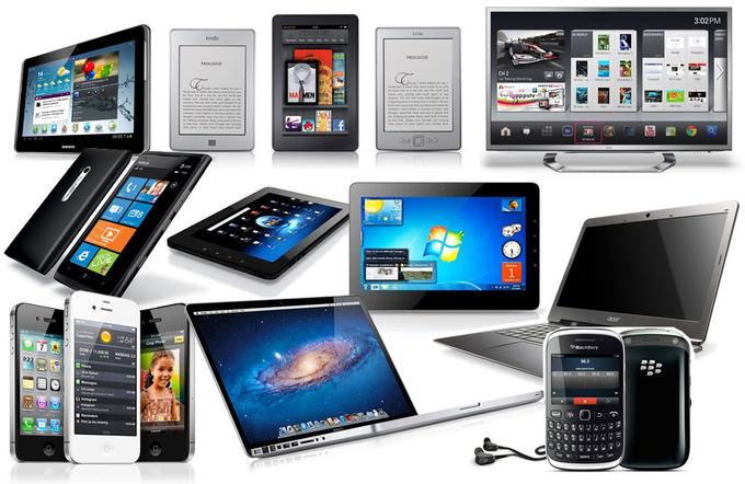 """Įrenginiai, kurių šiuo metu pirkti nepatartina: telefonai """"iPhone"""", """"Windows 7"""" planšetės, """"ultrabook"""" nešiojamieji kompiuteriai, kompiuteriai """"MacBook Pro"""", """"Android"""" planšetės, išmanieji televizoriai, """"Windows Phone"""" telefonai, elektroninės skaityklės i"""