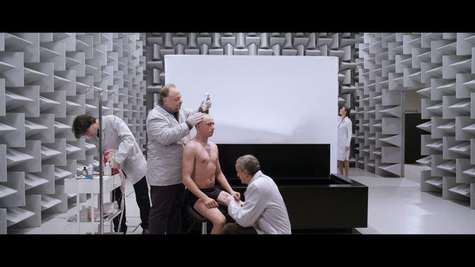 "Marius Jampolskis filme ""Aurora"""