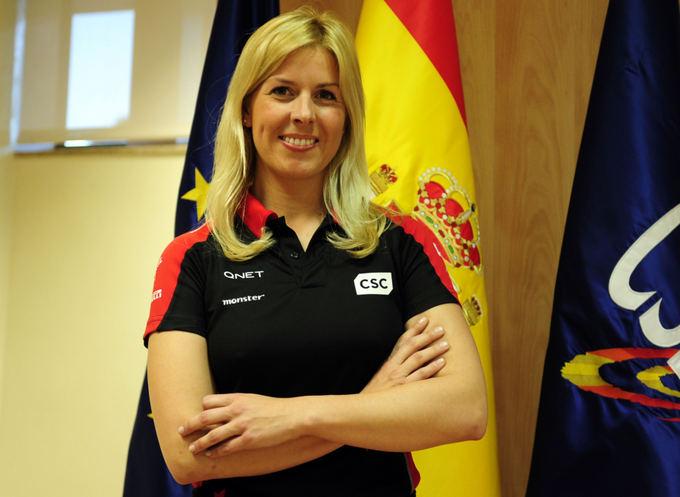 """Maria de Villota, """"Marussia"""" F-1 komandos pilotė bandytoja"""