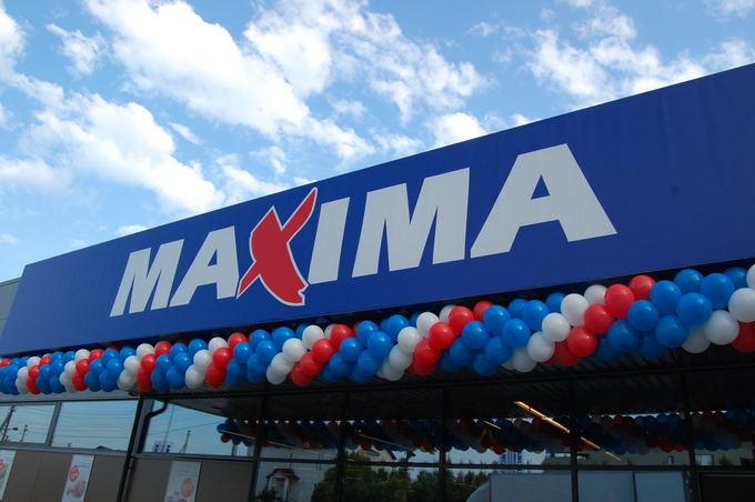 """""""Maximos"""" savininkai kuria prekybos tinklą Baltarusijoje."""