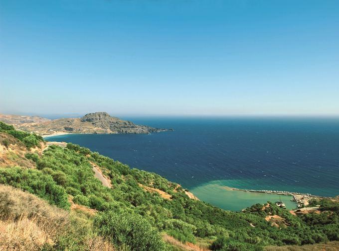 Novaturo nuotr./Libių pakrantė pietų Kretoje