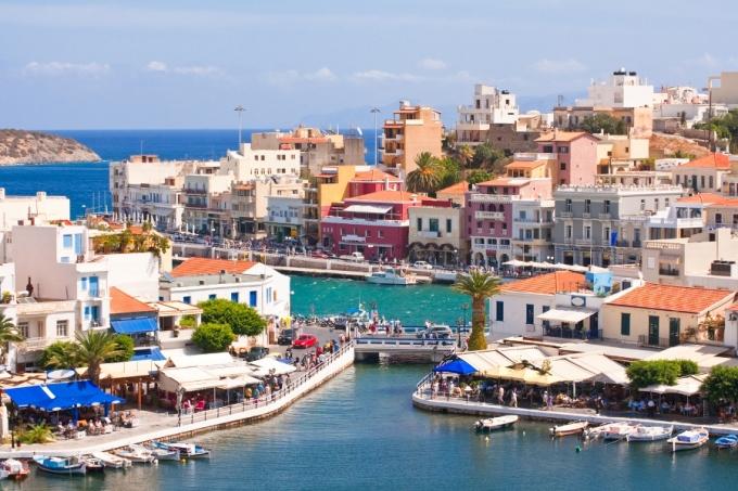 Novaturo nuotr./Agios Nikolaos, Kreta