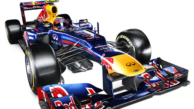 Red Bull Racing lenktyninis bolidas