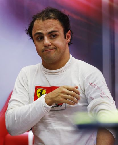"""""""Reuters""""/""""Scanpix"""" nuotr./Felipe Massa, """"Scuderia Ferrari"""""""