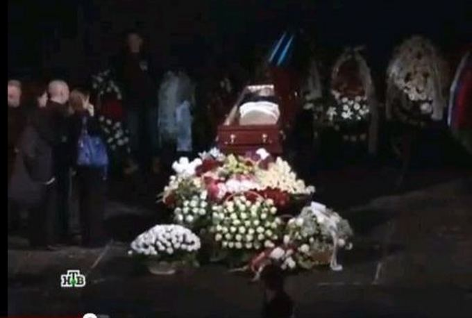 дока: похороны тексты