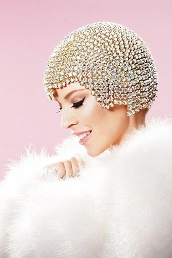 Knygos iliustracija/Kylie Minogue