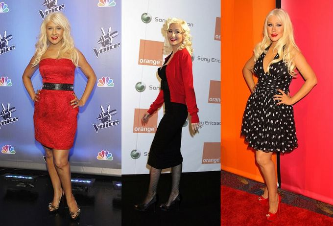 Scanpix nuotr./Christina Aguilera