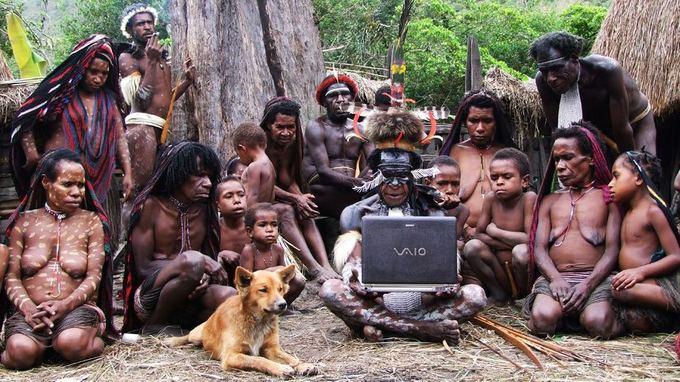 Egzotiškoje Papua Naujoje Gvinėjoje keliautojai vis dar gali rasti aukso luitų. Vietiniai rado kitą lobį.