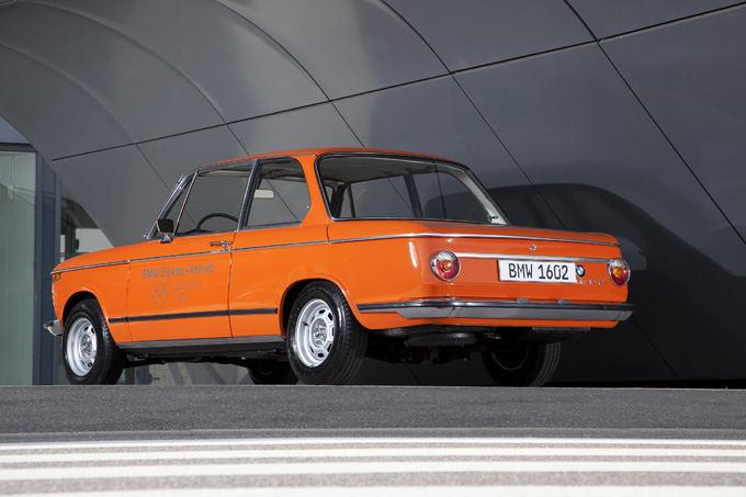 "Gamintojo nuotr./""BMW 1602 Electric"""