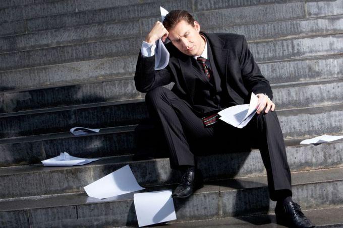 123rf nuotr./Įmonių bankroto valdymo departamentas skelbia verslininkų pavardes, kuriems teismas uždraudė trejus metus vadovauti įmonėms