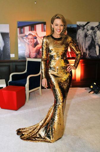 """""""Scanpix"""" nuotr./17 vieta – australų dainininkė Kylie Minogue"""