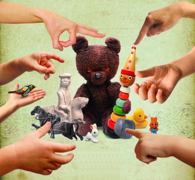 Žaislų muziejaus nuotr./Toy Museum