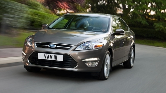 """""""Ford Mondeo"""""""