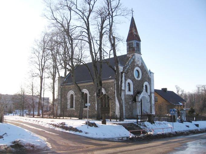 Po karo Lietuvos liuteronų bažnyčios ištuštėjo, ne išimtis buvo ir Švėkšna.