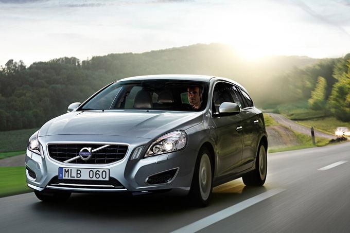 Gamintojo nuotr./Volvo V40