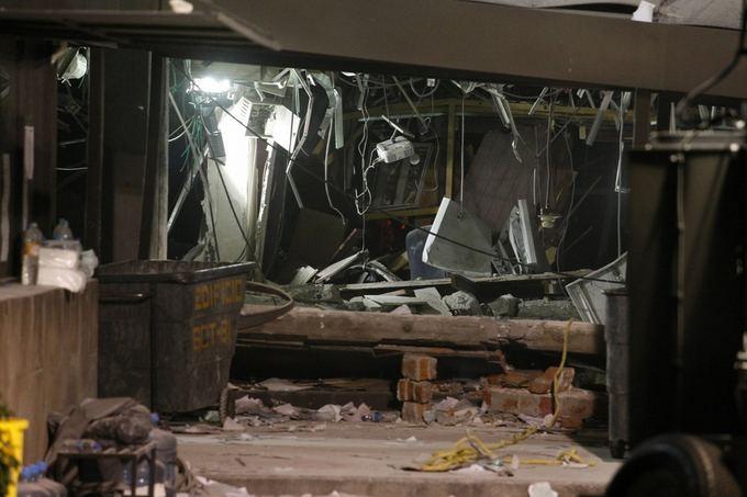 Число погибших при взрыве в Мехико возросло до 32 человек.