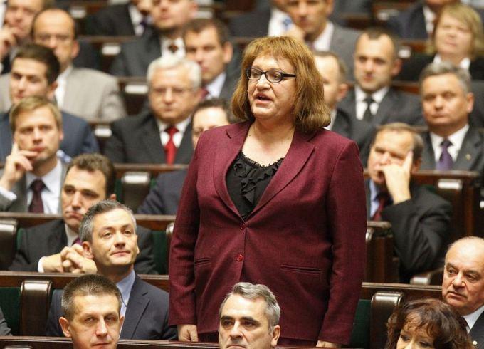 Год назад сменившая пол Анна Гродска избрана в парламент. Депутат-транссек