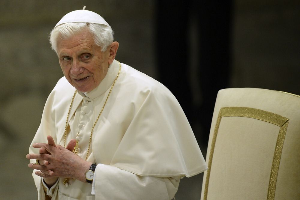 Populiarus popieziu vardas