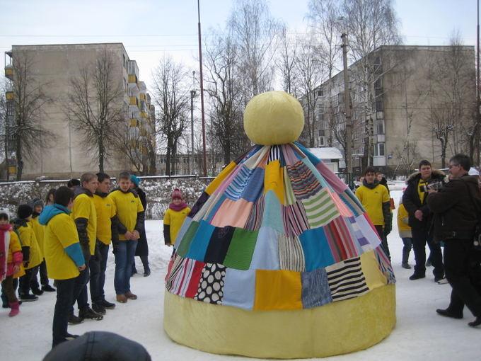 Šiauliuose pasiektas didžiausios kepurės Lietuvoje rekordas