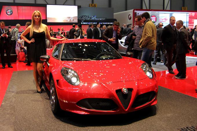 """""""Alfa Romeo 4C"""""""