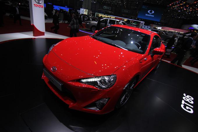 """Toyota GT86"""
