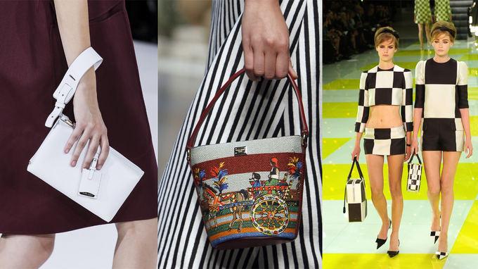 Scanpix nuotr. / Ia kairės: Jil Sander, Dolce & Gabbana (Milano mados savaitė), amerikiečių dizainerio Marc Jacobs kolekcija Luis Vuitton mados namams (Paryžiaus mados savaitė).
