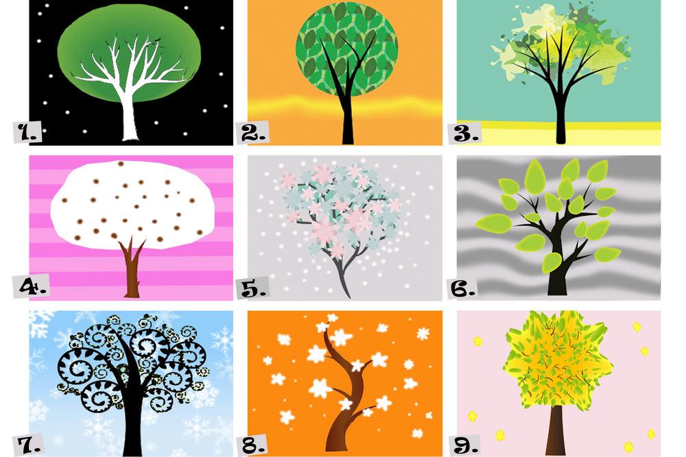 Medžio piešimas