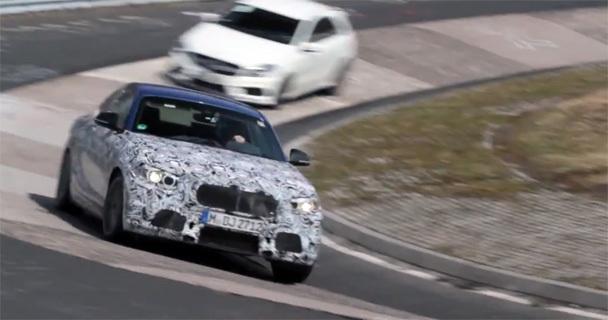 Užmaskuotas 2 serijos BMW