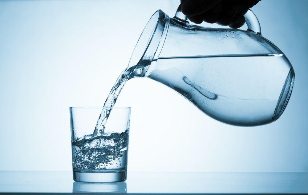 Kiek gerti vandens
