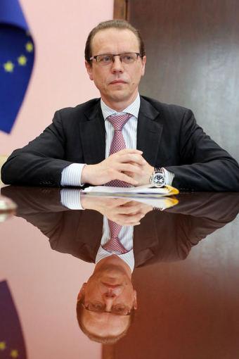 Eriko Ovčarenko/15min.lt nuotr./Algirdas Šemeta