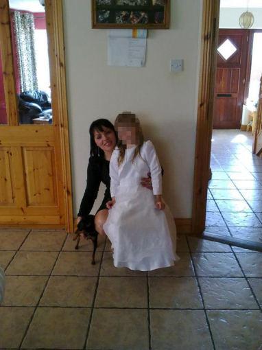 """Facebook.com"" nuotr,/Jolanta Lubienė (Santaitė) su dukra"