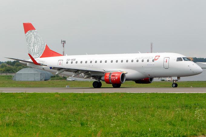 Авиакомпания Эйр Литуаника (Air Lituanica). Официальный сайт.2