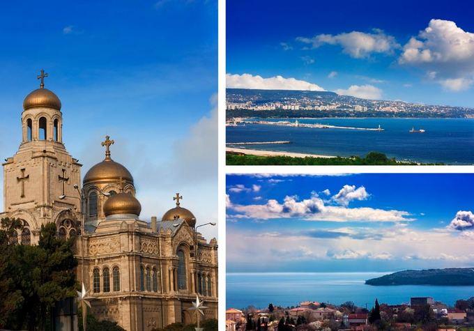 123rf.com nuotr./Varnos kurortas Bulgarijoje – vienas populiariausių visoje Juodosios jūros pakrantėje