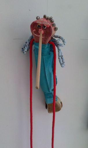 Vitalio Čepkausko nuotr./Vitalio Čepkausko kurtas žaislas. Uodas, kurį mylim