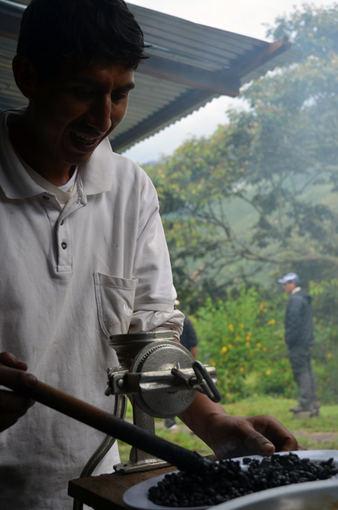 Lost latinos nuotr./Fredis ruoaia kavą